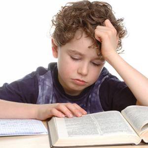 problemu w uczeniu się i koncentracji